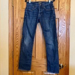 Lucky Brand 121 Heritage Slim Button Fly Jeans